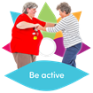 image of wellbeing active