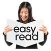 image of easy read logo