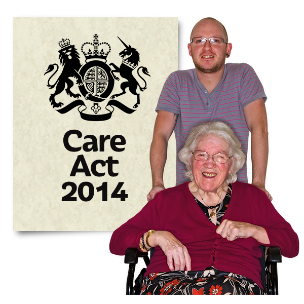 Easy read adult social care