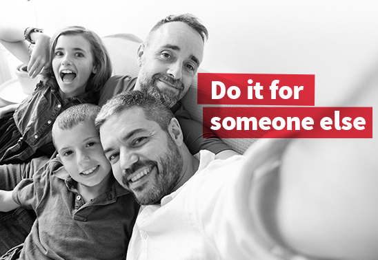 image for Smokefree Family With Text